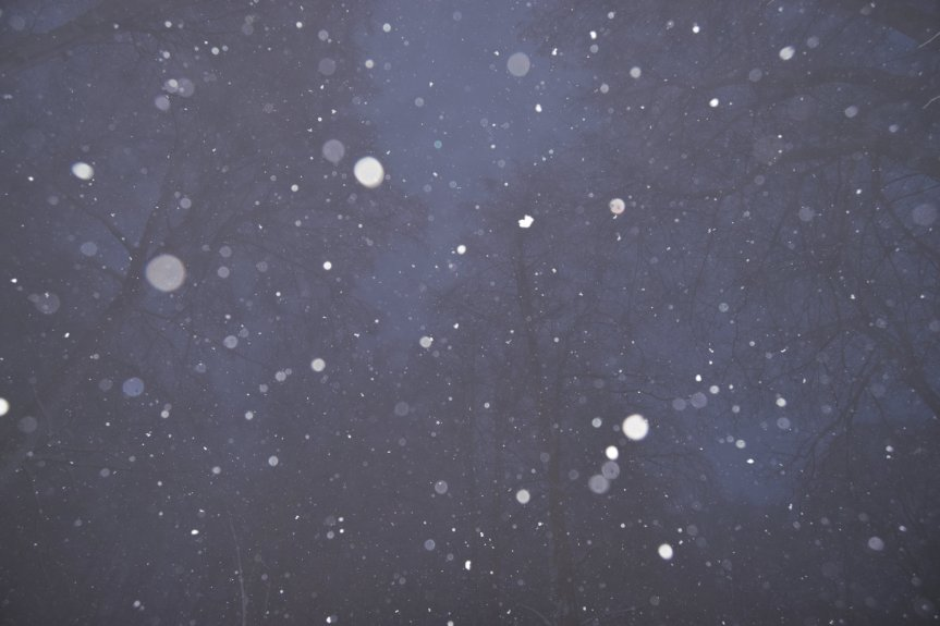 Zima na Sljemenu
