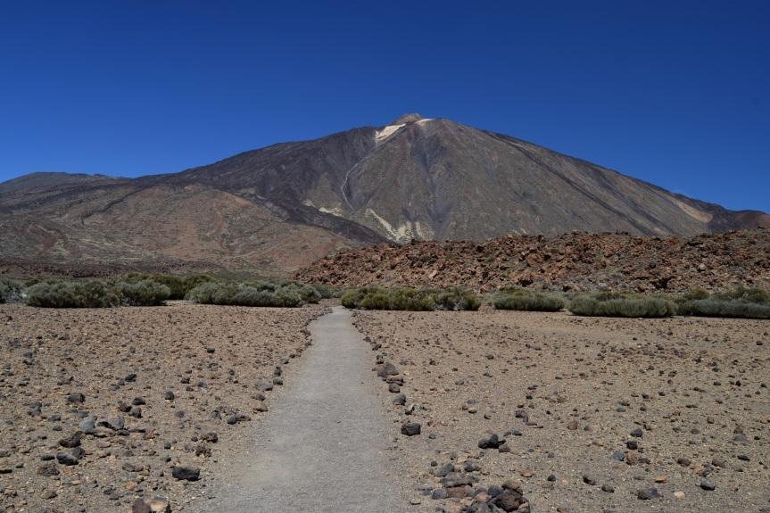Uspon na Teide